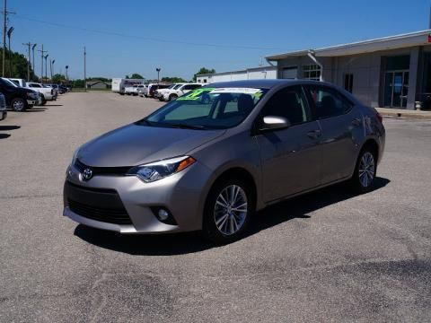 Corolla ve boats for sale for Midwest motors hutchinson ks