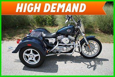 Trike Cover Champion Trikes Harley-Davidson Sportster REALLY HEAVY DUTY