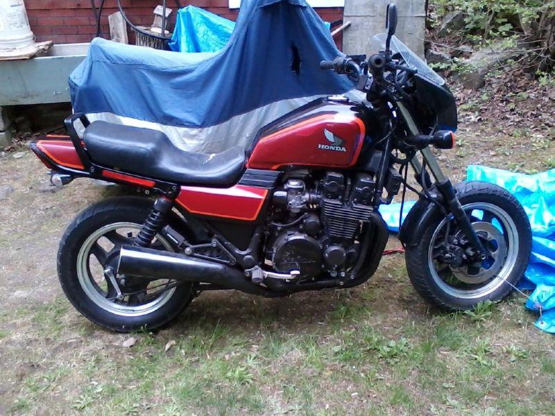 1986 Honda Nighthawk S
