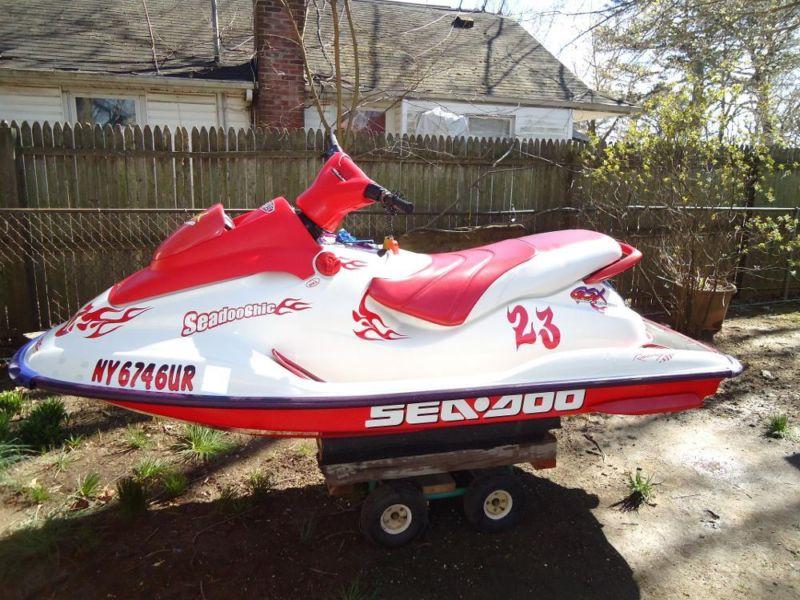 Single Jetski Trailer Boats for sale