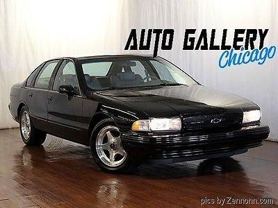 Chevrolet : Impala 1994 chevrolet