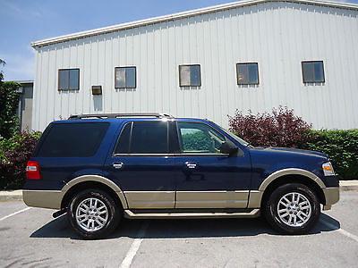 Ford : Expedition XLT 2011 ford expedition xlt 4 x 4 leather power lift gate power flip seats