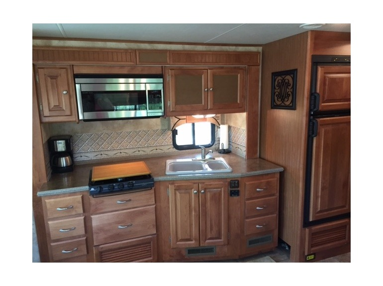 2010 Tiffin Motorhomes Allegro Open Road 34TGA