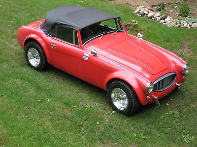 Replica/Kit Makes : Sebring convertible 1960 replica kit car sebring