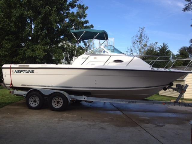Sunbird Cuddy Cabin Boats For Sale