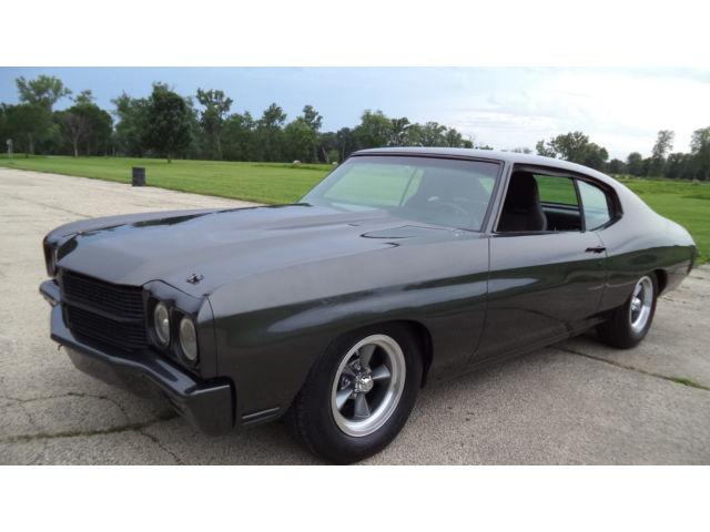 Chevrolet : Chevelle MALIBU 1970 chevrolet malibu ss chevelle clone restored 436 h p runs drives nice