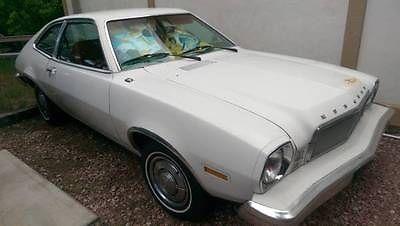 Mercury : Other Runabout Sedan 3-Door 1978 mercury bobcat runabout sedan 3 door 2.3 l