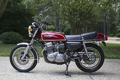 Honda : CB 1976 honda cb 750 f super sport