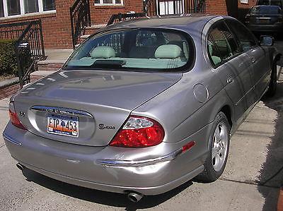 Jaguar : S-Type Base Sedan 4-Door 2000 jaguar s type base sedan 4 door 3.0 l