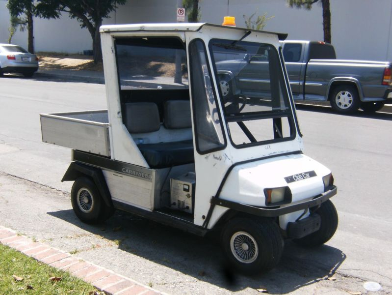 Golf Cart Club Car Carry