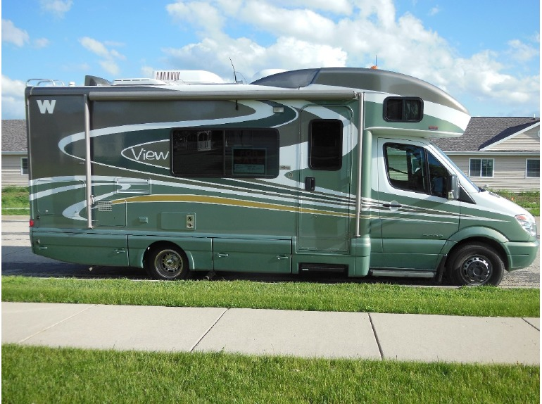 2009 Winnebago View 24H