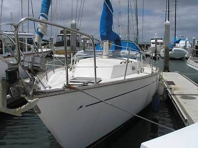 1980 Morgan 382 Sloop