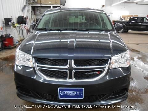 2014 DODGE GRAND CARAVAN 4 DOOR PASSENGER VAN