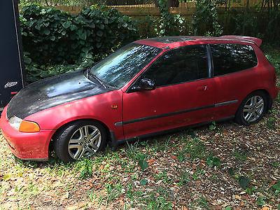 1992 Honda Civic Hatchback Cars for sale