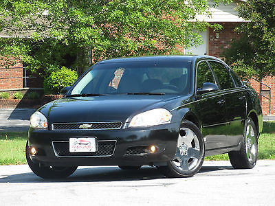 Chevrolet : Impala CLEAN CARFAX! LEATHER HEATED SEATS SS SUNROOF CLEAN  CARFAX!