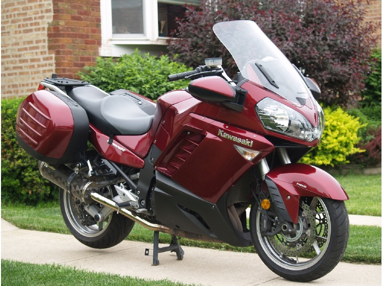2009 Kawasaki Concours 14 ABS