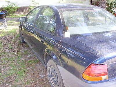 Saturn : S-Series sl 1999 saturn sl dark blu 4 door 4 cyl gas 5 speed