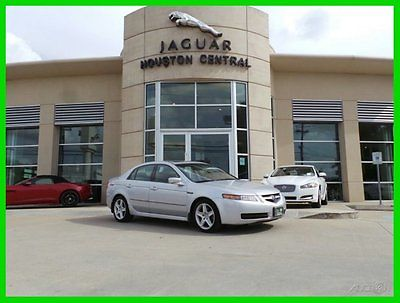 Acura : TL Base Sedan 4-Door 2005 used 3.2 l v 6 24 v automatic front wheel drive sedan premium