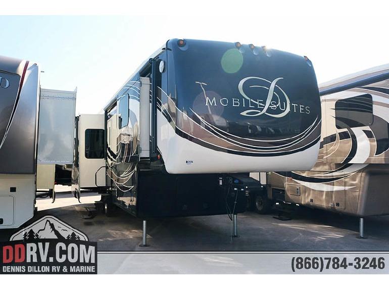 2016 DRV MOBILE SUITES 38RSSA