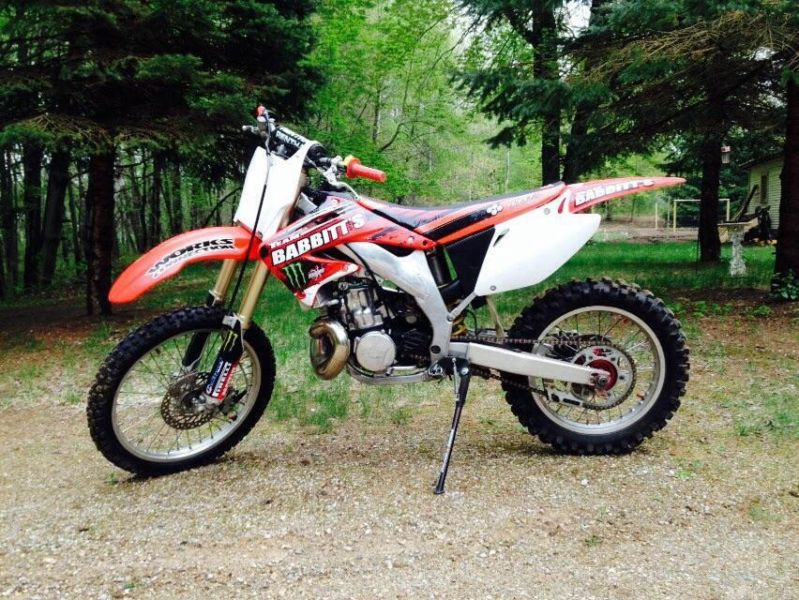 Aluminum Cr500 Motorcycles For Sale