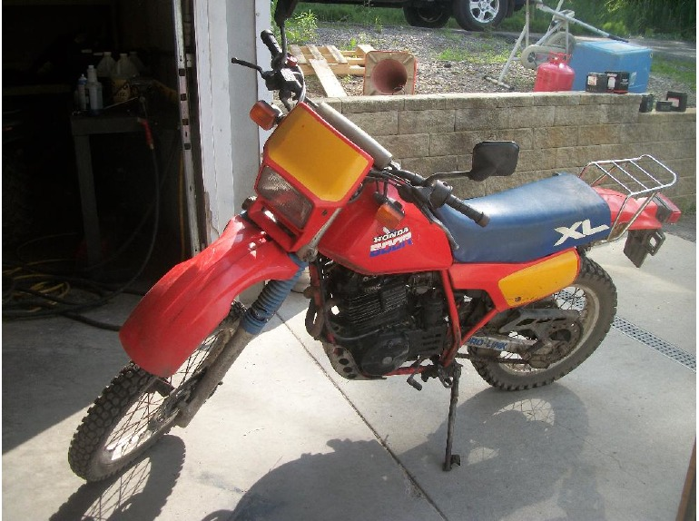 1985 honda xl 600 motorcycles for sale. Black Bedroom Furniture Sets. Home Design Ideas