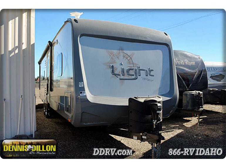 2015 Open Range LIGHT LT272RLS