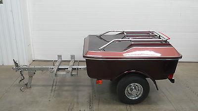 motorcycle trailer,goldwing trailer,pull behind trailer,bike trailer,honda