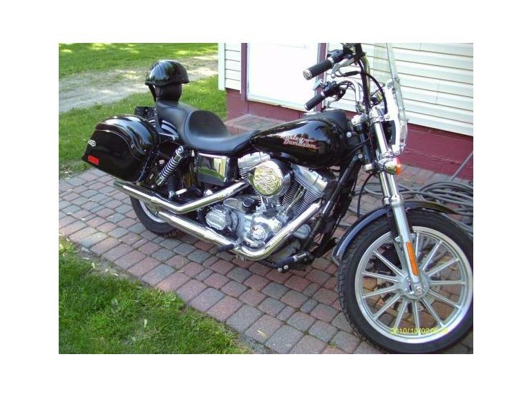 2001 Harley-Davidson Super Glide DYNA SPECIAL