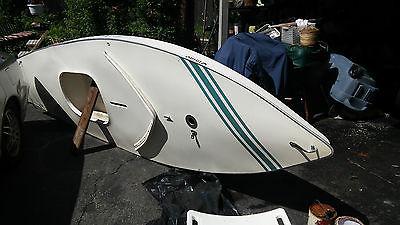 14' Viking (Sail Fish) Boat ,Fiberglass Hull, Aluminum/Nylon Sail