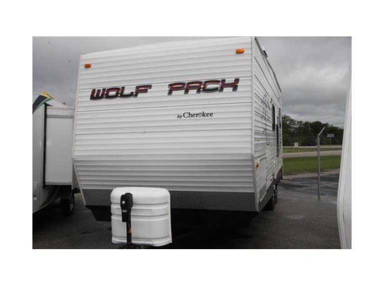 2007 Cherokee Wolf Pack 23WP
