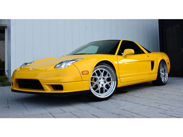 Acura : NSX 2dr NSX-T Op 2003 acura nsx t spa yellow with black leather 22 of 59 from 2002 2005