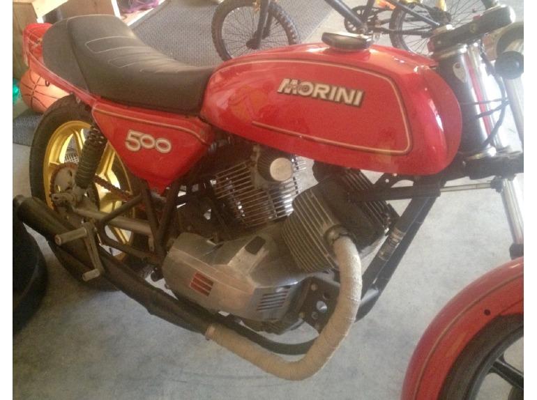 1979 Moto Morini 500 Special