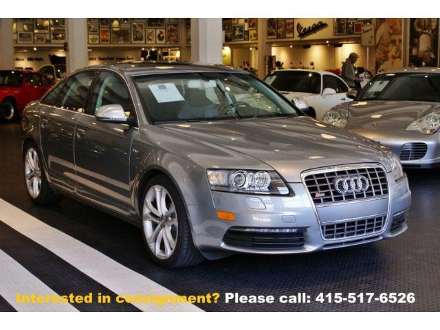Audi : S6 5.2 V10 CALL MICHAEL WEST 415-517-2622