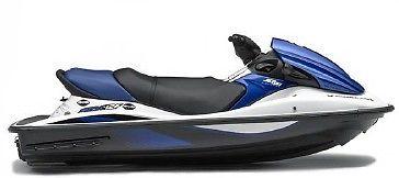 2007 Kawasaki STX-12F Jet Ski - Low Hours (66 HRS)