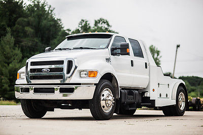 Ford : Other Pickups ULTIMATE WESTERN HAULER F650 CREW CAB ALLISON LOOK F650 WESTERN HAULER CAT 6 SPEED PUSH BUTTON F350 F450 F550 F750 MUST SEE CHEAP!!