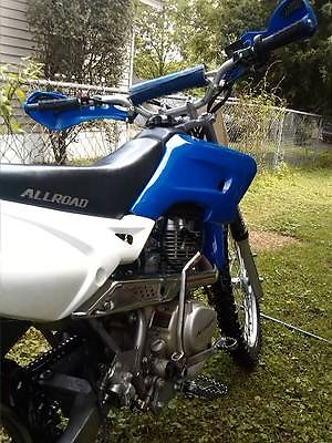 Other Makes : All Road 200 cc dirt bike
