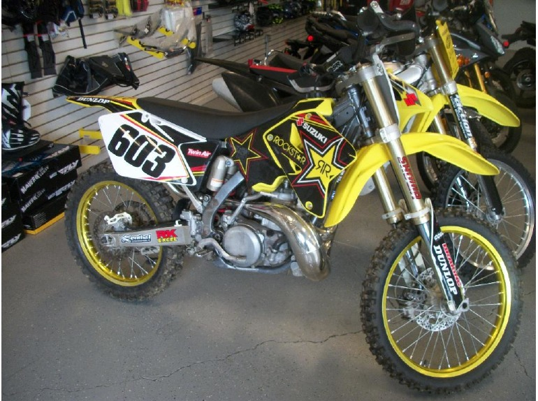 suzuki rm250 motorcycles for sale in maryland. Black Bedroom Furniture Sets. Home Design Ideas