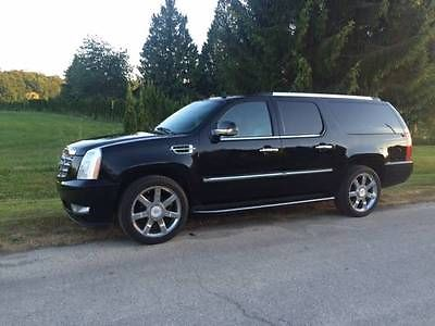 Cadillac : Escalade Base Sport Utility 4-Door 2008 cadillac escalade esv full length
