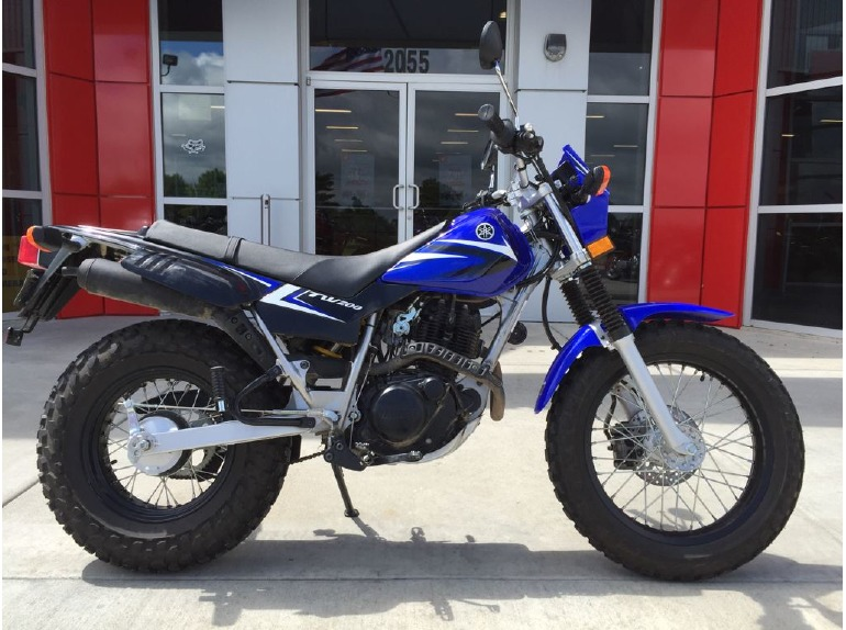 Yamaha Tw 200 Motorcycles for sale in Springfield, Missouri