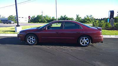 Oldsmobile : Aurora Base Sedan 4-Door 2001 oldsmobile aurora base sedan 4 door 3.5 l
