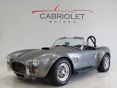 Shelby : Cobra 1965 Shelby Cobra Factory Five 1965 shelby cobra factory five replica 306 efi v 8