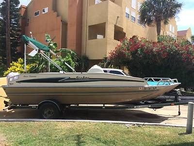 Seaark Boats For Sale >> 2001 Sea Ark Boats for sale
