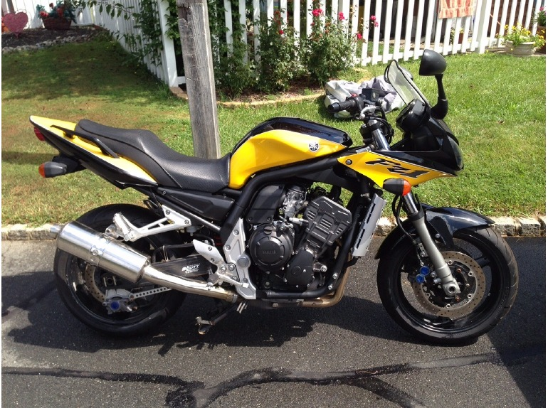 2003 Yamaha Fz1 Motorcycles For Sale
