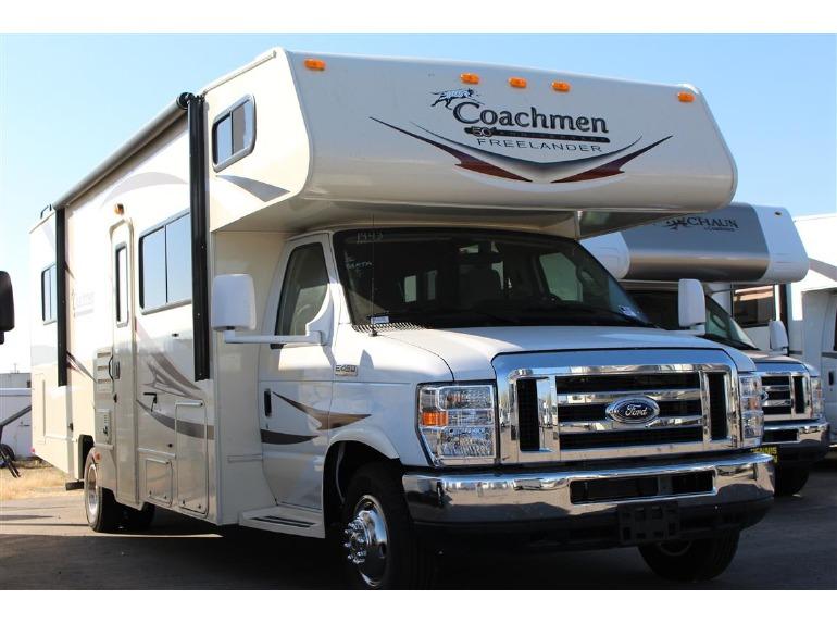 Coachmen 22qbf Rvs For Sale