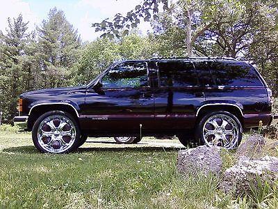 28+ 1998 Gmc Yukon Custom