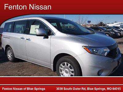 Nissan : Quest S 2015 usedquest only 11 miles