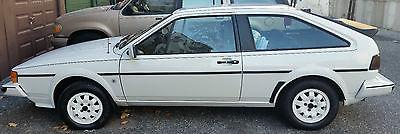 Volkswagen : Scirocco Black Pinstripe 1985 volkswagon scirocco excellent condition