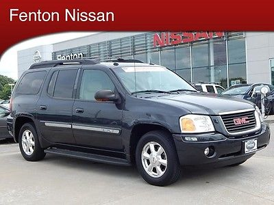 GMC : Envoy SLT Extended Envoy Extended XL Sunroof CleanCarFax Non Smoker No Accidents