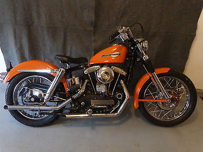Harley-Davidson : Sportster 1963 harley davidson xlch