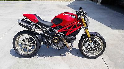 Ducati : Monster 2009 ducati monster 1100 s